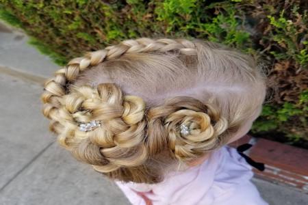 مدل موی شینیون بافت دار جدید در انواع طرح های شیک و خاص (سری ۲)