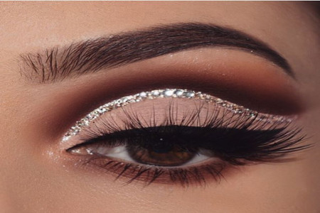 مدل آرایش چشم خلیجی جدید برای اشکال صورت های مختلف (30 عکس)