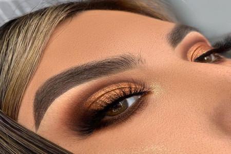 جدیدترین مدل سایه چشم برای انواع چشم های ریز و درشت (30 عکس)