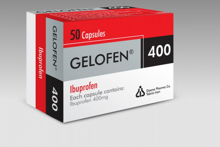 تفاوت ژلوفن و ایبوپروفن در چیست ؟