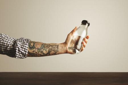 10 روش پاک کردن تاتو در خانه به روش سنتی