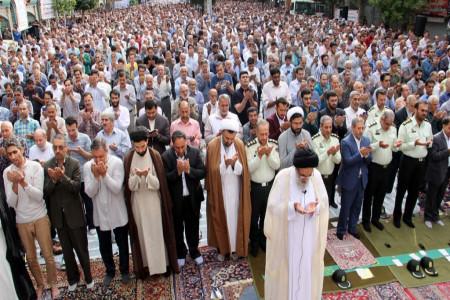 دعای قبل از نماز عید فطر : قبل از نماز عید فطر چه دعایی بخوانیم ؟