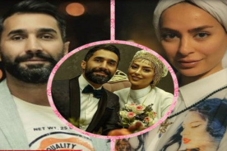 بیوگرافی سمانه پاکدل و همسرش+ ماجرای ازدواج