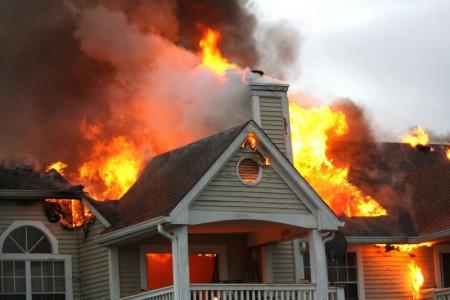 تعبیر خواب آتش سوزی : 47 نشانه و تعبیر دیدن آتش سوزی در خواب