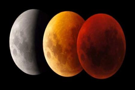 شهرهایی که ماه گرفتگی اول بهمن را خواهند دید کدامند ؟