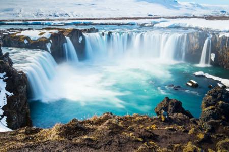تعبیر خواب آبشار : 26 نشانه و تفسیر دیدن آبشار در خواب