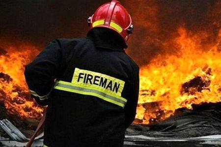 علت آتشسوزی سفره خانه سنتی در امیرآباد