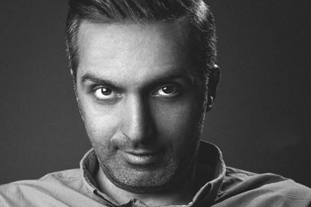 امیرمهدی ژوله در نقش بنلادن + عکس