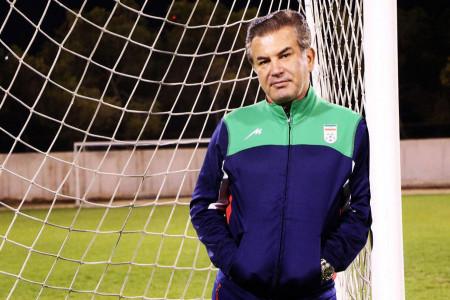 حمید استیلی به سرمربیگری تیم ملی فوتبال امید