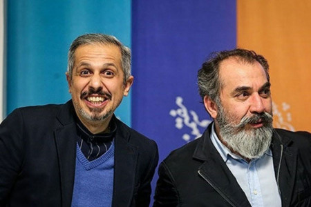 جواد رضویان و سیامک انصاری در شبکه سه