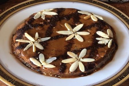 طرز تهیه حلوا با شیره انگور با طعم واقعی