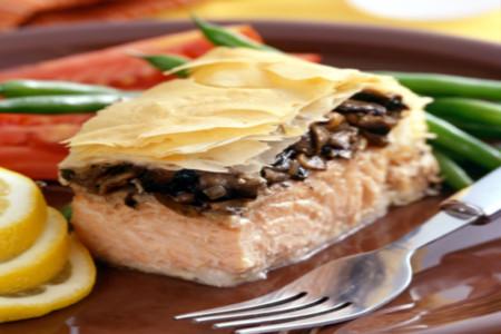 طرز تهیه بورک پنیر مرحله به مرحله در منزل