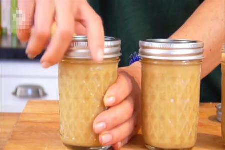 طرز تهیه کره کدو به روش خانگی
