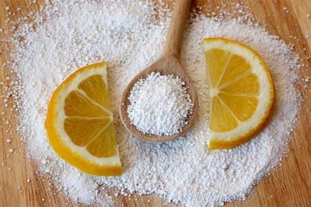 سیتریک اسید یا همان جوهر لیمو