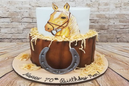 کیک های تزیین شده شبیه حیوانات