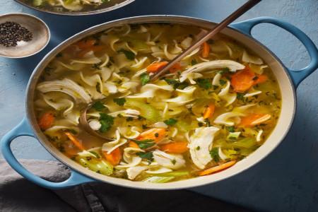 آموزش طرز تهیه سوپ