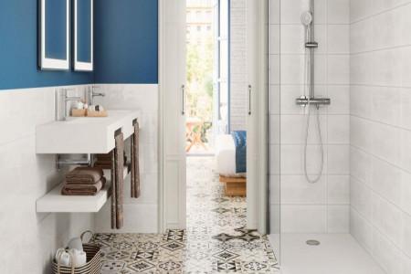 راهکار مفید برای استفاده بهینه از حمام های کوچک