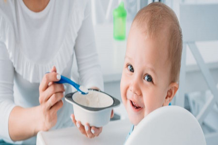 غذا های مناسب برای کودکان زیر یک سال کدامند؟