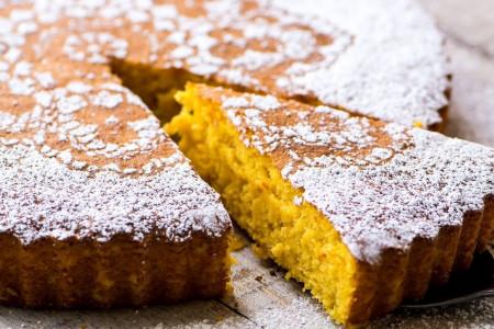 طرز تهیه کیک نارنگی | کیک نارنگی تابه ای بدون نیاز به فر