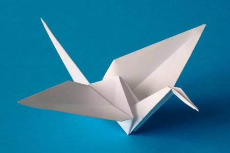 ساخت اوریگامی قو + اوریگامی سه بعدی