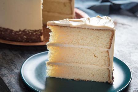 طرز تهیه کیک وانیلی خوش پخت و خوش طعم