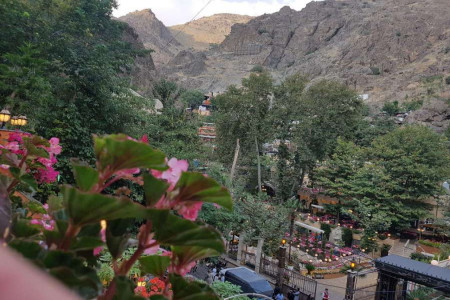 دربند تهران، محله خوش آب و هوای پایتخت