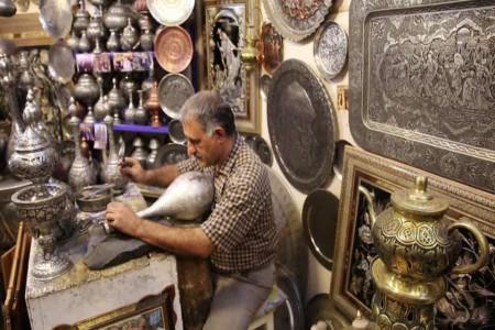معرفی بازار مسگرهای تهران و تاریخچه آن