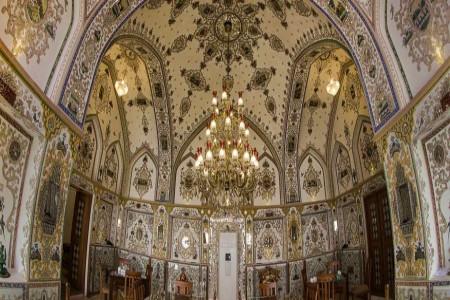 معرفی خانه تاریخی ملاباشی در اصفهان