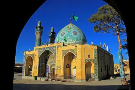 لیست نام و آدرس مساجد خیابان زینبیه اصفهان
