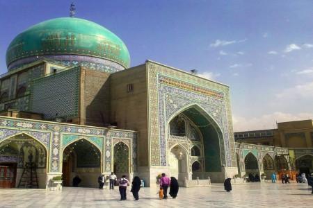 نام و آدرس مساجد فلکه طوقچی (قدس) اصفهان