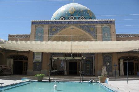 نام و آدرس مساجد خیابان فیض اصفهان