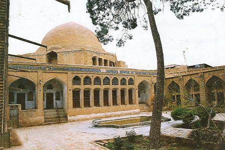 لیست نام و آدرس مساجد خیابان کمال اصفهان