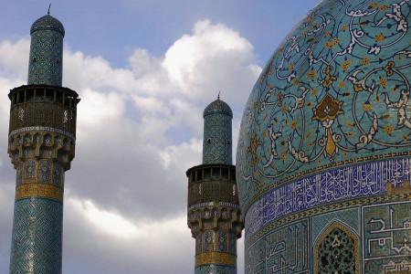 نام و آدرس مساجد خیابان گلزار اصفهان