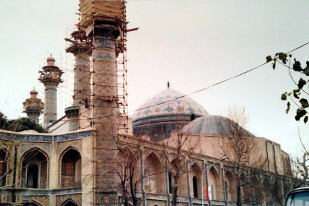 لیست نام و آدرس مساجد منطقه 12 تهران