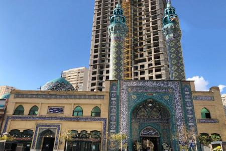 لیست نام و آدرس مساجد منطقه 13 الی 14 تهران