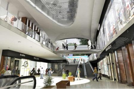 آدرس مرکز خرید فرشته در تهران
