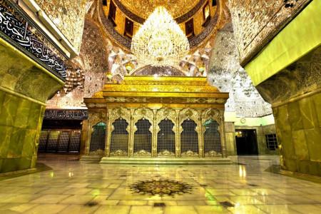 شعر برای ضریح امام حسین : اشعار حمیدرضا برقعی در وصف امام حسین