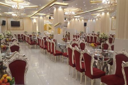 لیست تالارهای عروسی منطقه 8 تهران همراه با آدرس و تلفن