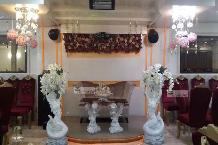 لیست تالارهای عروسی منطقه 15 تهران همراه با آدرس و تلفن