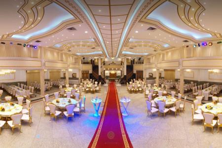 لیست تالارهای عروسی یزد همراه با آدرس و تلفن