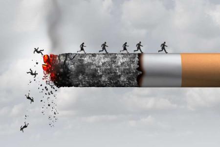 چرا سیگار آرامش میدهد ؟