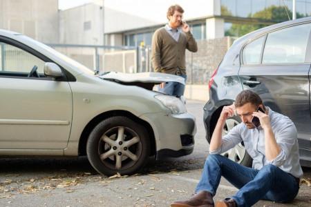 شرایط جابه جایی خودرو بعد از تصادف چگونه است ؟