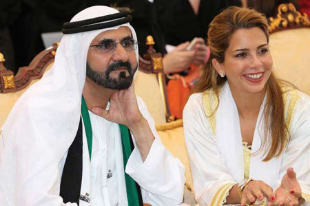بیوگرافی هیا بنت حسین همسر حاکم دبی + عکس