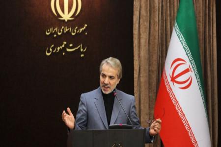 سخنگوی دولت به خبرنگاران عیدی داد !