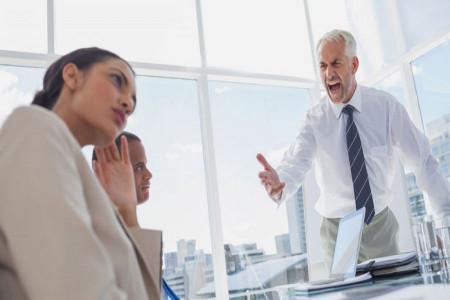 آزارها و خشونتهای کلامی و رفتاری بانوان در محیط کار