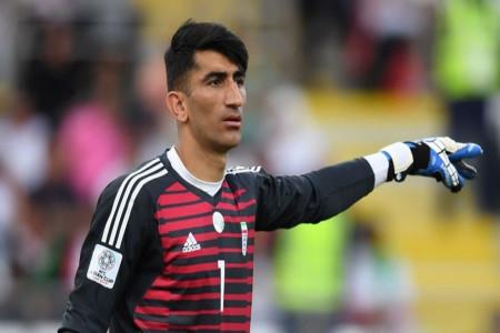 آخرین اظهار نظر بیرانوند درباره خداحافظیاش از فوتبال !