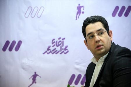 محمدرضا احمدی گزارشگر معروف ممنوعالکار شده ؟!