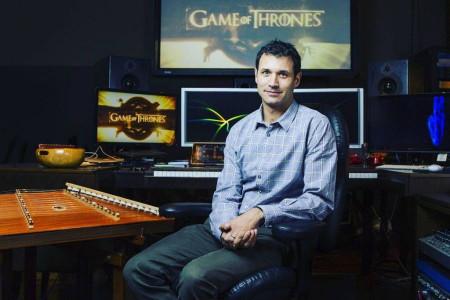 بیوگرافی رامین جوادی آهنگساز ایرانی سریال بازی تاج و تخت + ویدیو
