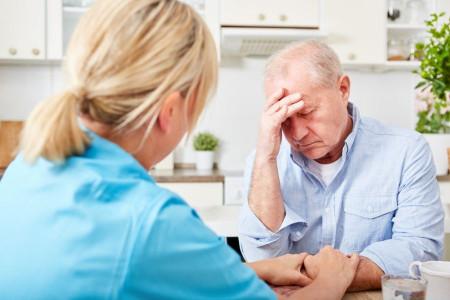 همه چیز درباره افسردگی سالمندان