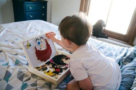 ایده های خلاقانه و ساده برای سرگرمی کودکان